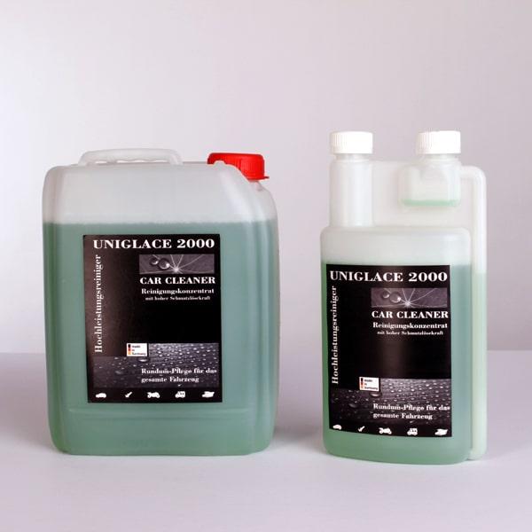 Uniglace 2000 car cleaner