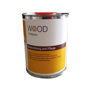 Holz - Holzvergrauung - Vergrauung - Holzschutz
