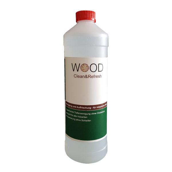 Holzreiniger - Holzentgrauer